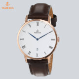 New Style Japan Movement Stainless Steel Fashion Watch Mens Ladies Couple Watches 72798