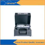 De kleine UV Flatbed UVPrinter van de Printer A4 voor Kleine Onderneming