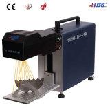 máquina de la marca del laser de 30W 3D para el cuadro grande o el pequeño cuadro