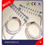 Micc la turbine chaude engainée avec l'acier inoxydable gaine le tube de chauffage