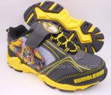 最もよい品質は男の子のためのライトが付いている靴を遊ばす