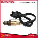 Détecteur 22693-7Y020 d'O2 du détecteur lambda de l'oxygène de véhicule pour Nissans et INFINITI