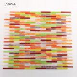 Telhas incomuns do vidro manchado dos projetos de Florida do mosaico dos doces