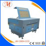 1200*800mm 단화 패턴 (JM-1280H-CCD)를 위한 큰 잡업장 Laser 절단기