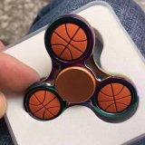Neue Entwurfs-Basketball-Fußball-Unruhe-Spinner-Handspielwaren