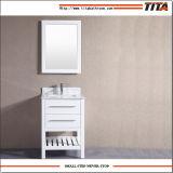 Vanneau de salle de bain moderne en marbre T9223-24W