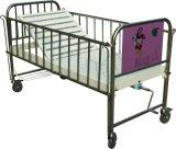 Single-manivela cama de bebé, Cuna Niños, Baby Hospital cuna