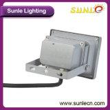 Dispositivos elétricos claros ao ar livre de inundação do diodo emissor de luz da melhor ESPIGA 10W