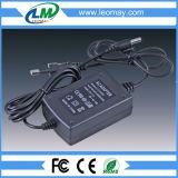 12W AC/DC 5V/9V/12V Tischplattenenergien-Adapter