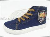 Nieuwe Toevallige Dame Canvas Shoes van de Manier van de Stijl (XJY0619-01)