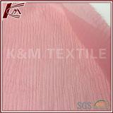 Único tela misturada da cor nylon de seda para o traje