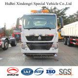 camion dello spruzzatore di trasporto dell'acqua dell'euro 4 di 11cbm 11ton Sinotruk HOWO con il motore diesel