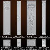 Украшение Hn-F001~005 PU металлических пластинк/панелей стены полиуретана