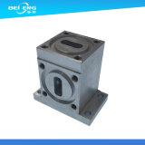 Carcaça/escudo/caixa anodizados do metal da fábrica extrusão de alumínio feito-à-medida