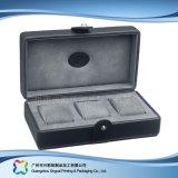 Caja de embalaje de madera/del papel de lujo de la visualización para el regalo de la joyería del reloj (xc-dB-015)