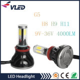 Hot Selling Alta Qualidade G5 H11 LED Faróis Super Bright High Power LED Headlight Bulb