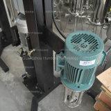 Misturador elevado da tesoura com levantamento manual