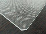 Tranparent는 아크릴 장 LED 가벼운 가이드 유포자 격판덮개를 위한 내밀었다