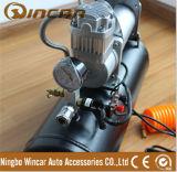 8 дефлятор покрышки автомобиля компрессора воздуха 12V штанги 4X4 с баком 8L (W2019C)