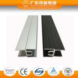 Frame de alumínio da porta deslizante do Wardrobe da série da generalidade