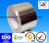 Papier d'aluminium protégeant la bande de conduit de bande