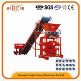 Machine de verrouillage Qtj4-35b2 de générateur de bloc de saleté de machine automatique de brique