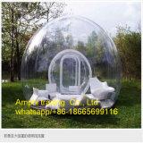 명확한 팽창식 거품 천막, 광고를 위한 투명한 천막