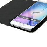Кожаный случай iPhone 7 стойки случая мобильного телефона вспомогательного оборудования