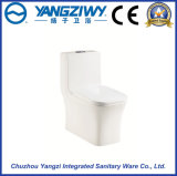 Siphonic Jet One-Piece Toilet Bowl