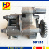 Het Graafwerktuig 6D155 van de Pomp van de Olie van de Dieselmotor van de Levering van Guangzhou (6128-52-1031)