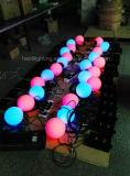 RGBW impermeabilizzano la sfera di sollevamento del LED per la decorazione