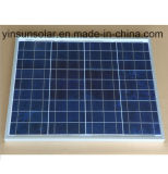 comitato solare 50W con Ce ed approvazione di iso (YSP50-12P)