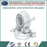 ISO9001/CE/SGS se doblan sistema de seguimiento solar del eje