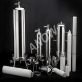 Cubierta de filtro de acero inoxidable para elemento filtrante con ce proporcionado