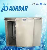Porte chaude de chambre froide de vente, porte de pièce d'entreposage au froid, porte coulissante électrique avec la qualité