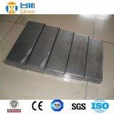 Barra de aço de cromo da tenacidade de AISI D2/placa elevadas