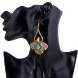 De Boheemse Juwelen van de Oorring van de Tegenhanger van de Manier van de Klem van Parels Uitstekende