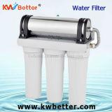 ホームのために独特な磁化された水フィルター5段階のプラスチック殺菌