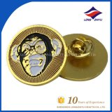 Distintivo nazionale dell'esercito del distintivo del ricordo dell'oro 3D del distintivo su ordinazione di organizzazione