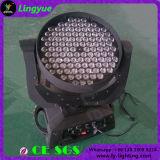 China LY positionieren hellen 108X3w RGBW LED beweglichen Kopf
