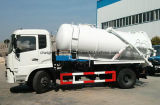 [4إكس2] [دونغفنغ] 12000 [ليتر] فراغ ماء صرف مصّ شاحنة سعر