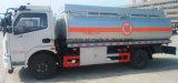 Dongfeng 4X2 7000 litres d'essence du distributeur 7kl de pétrole de camion de transport