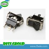 Interruptor del bisel del cromo del interruptor del bisel del metal del bisel del interruptor del barco Asw-10-101 (FBELE)