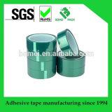 Cinta adhesiva del verde del animal doméstico de la asamblea electrónica del paquete de Kaidi