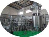 Завершите автоматическую производственную линию машинного оборудования сока обрабатывая для стеклянной бутылки