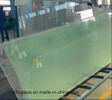 3-19mm abgehärtetes Partten Drucken-Glas