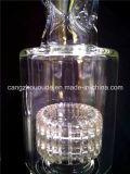 cachimbo de água de vidro Shisha da melhor qualidade a-60 para o uso diário dos povos