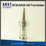 Futter-Klemme-Werkzeughalter der Qualitäts-Bt40-Er25-100 für CNC-Maschine