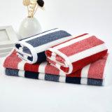 赤ん坊の柔らかい綿のカスタム新しい浴室タオル