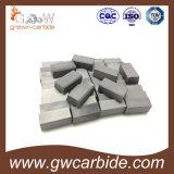 Напаянные режущие части C10 C12 C16 C20 цементированного карбида